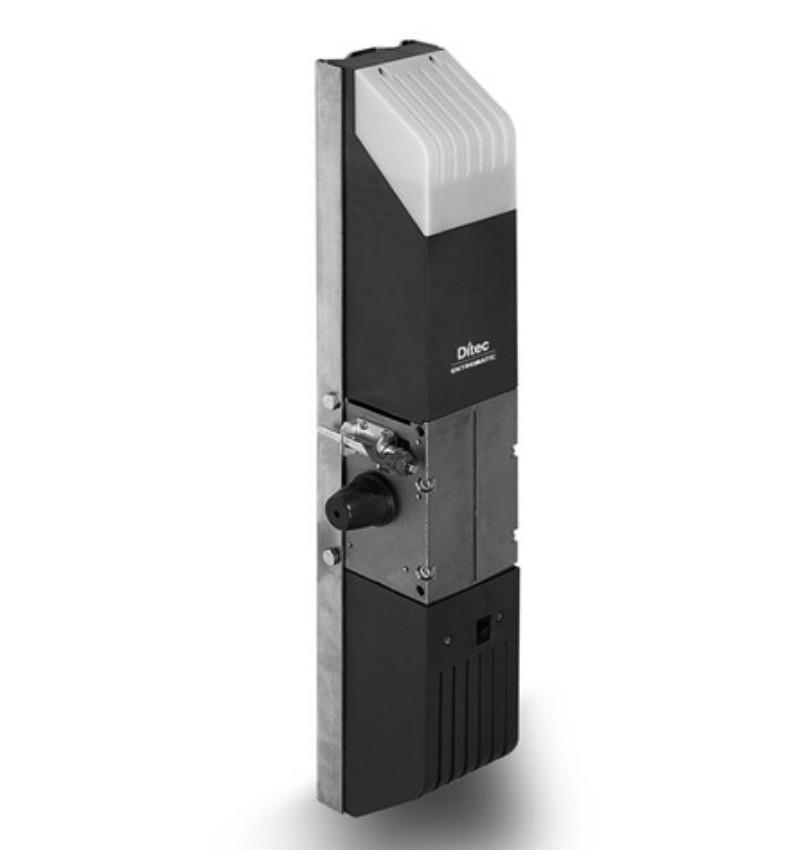 Automazioni per porte da garage basculanti a contrappesi - Ditec Box | NOVA SISTEM BERGAMO