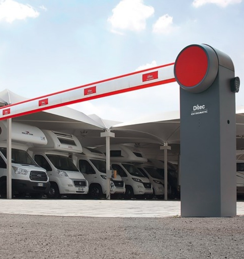 Barriere automatiche | NOVA SISTEM BERGAMO