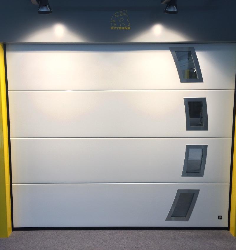 Porte sezionali per garage Ryterna | NOVA SISTEM BERGAMO