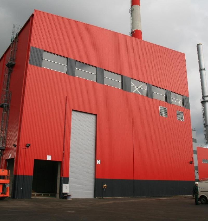 Porte sezionali industriali Ryterna realizzazioni speciali su misura | NOVA SISTEM