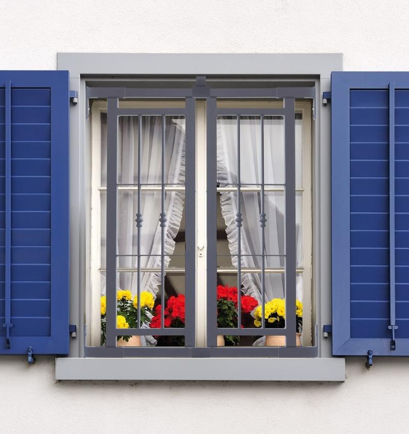 Grate di sicurezza per finestre | NOVA SISTEM BERGAMO