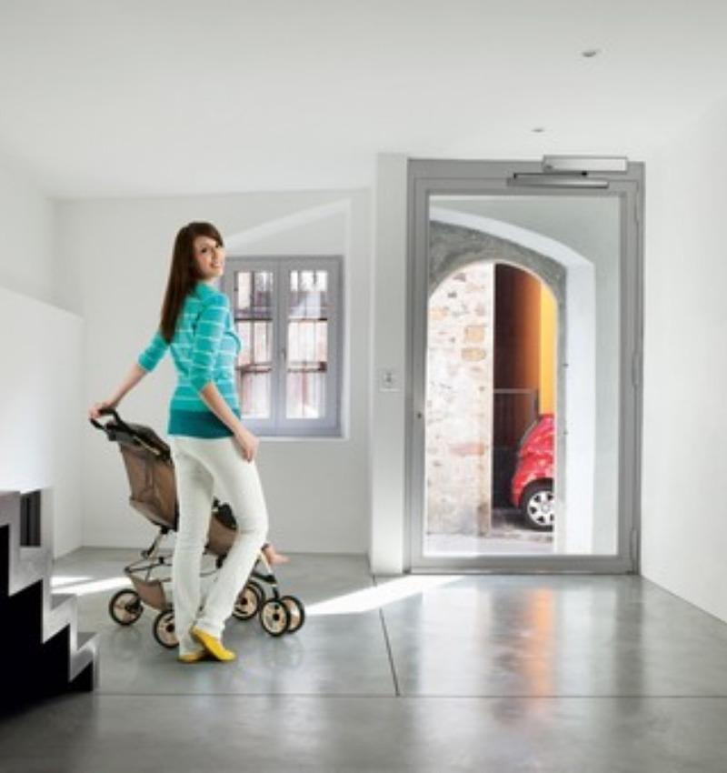 Automazioni per l'ambiente domestico - Ditec Sprint | NOVA SISTEM BERGAMO