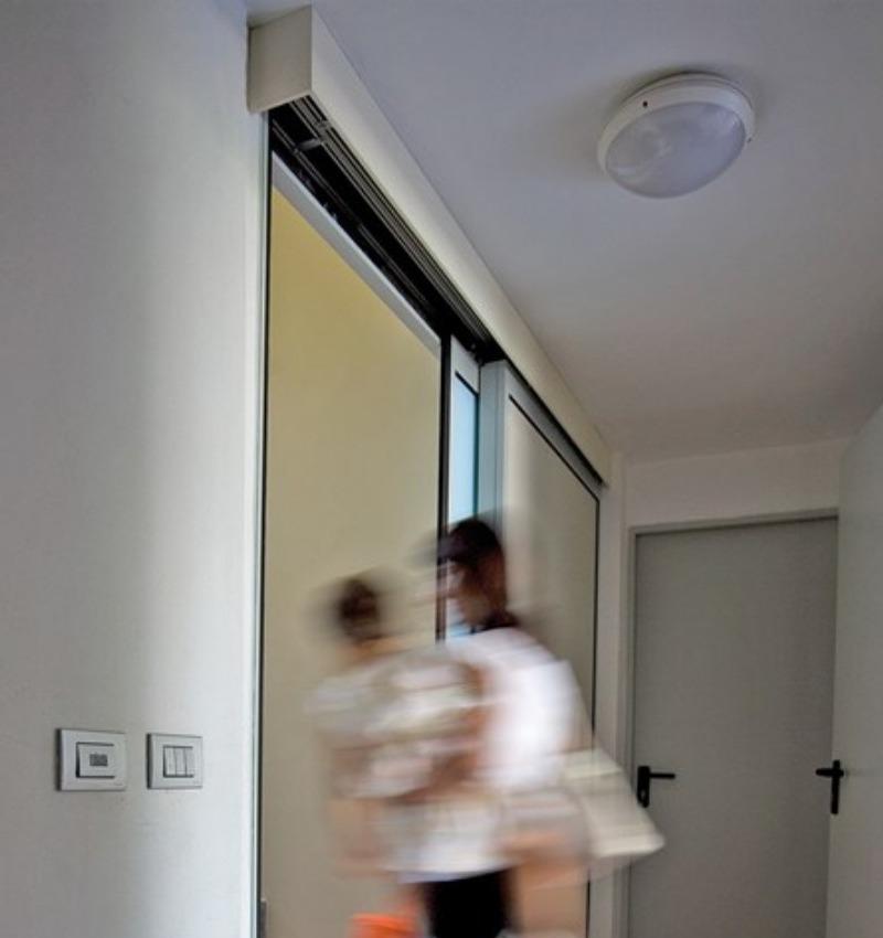 Motori e automazioni per le porte ed i serramenti scorrevoli della casa | NOVA SISTEM BERGAMO