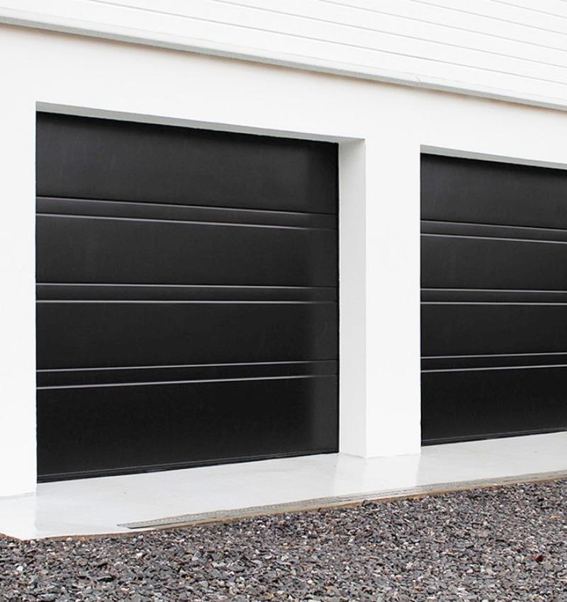 Porte da garage Ryterna - Pannelli modulari | NOVA SISTEM