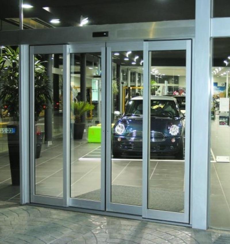 Ditec Valor R - Automazione specifica per i sistemi con le vie di fuga | NOVA SISTEM BERGAMO