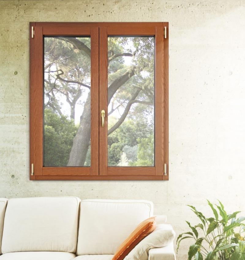 Finestre e serramenti in legno alluminio | NOVA SISTEM BERGAMO